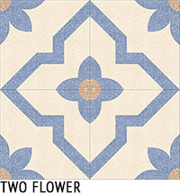 TWO FLOWER4