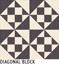 DIAGONAL BLOCK4