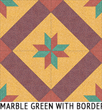 MARBLE GREEN WITH BORDER4
